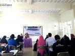 Pelatihan Karya Tulis Ilmiah HMJ FIsioterapi